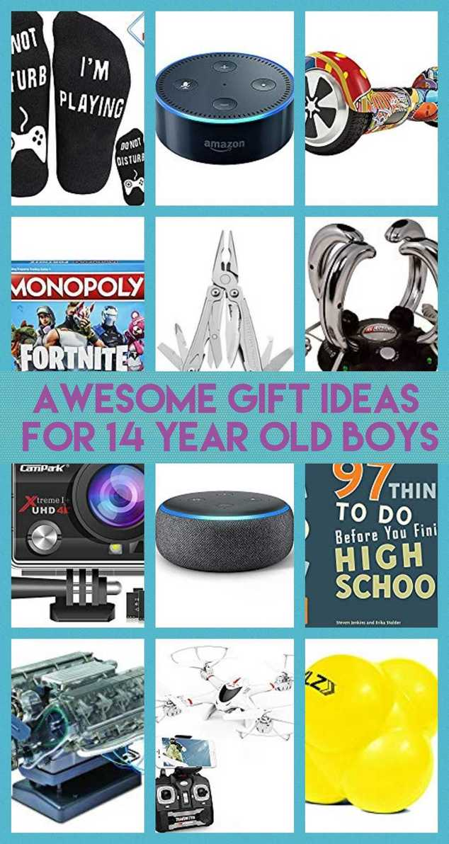 Best Gifts For A 14 Year Old Boy On Christmas