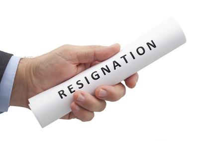 Reasons For Resignation Letter Sample