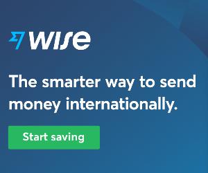Wise international money transfer
