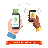 Send Money from Britain to United States (USA)