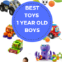What To Get A 1 Year Old Boy For Christmas In 2019