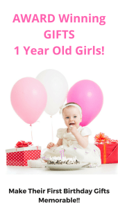 What Are The Top Birthday Gifts For 1 Year Old Girls 2019