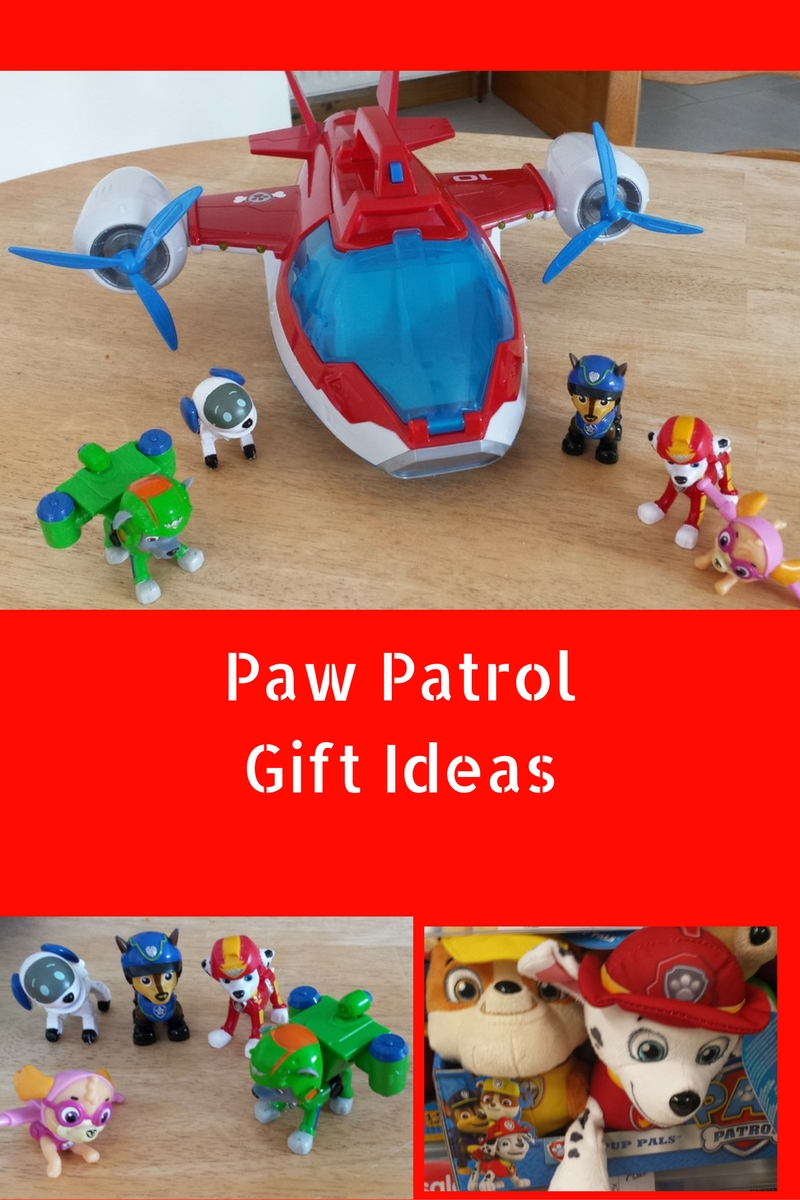 Paw Patrol Birthday Gifts Best Paw Patrol Gifts For Kids 2017