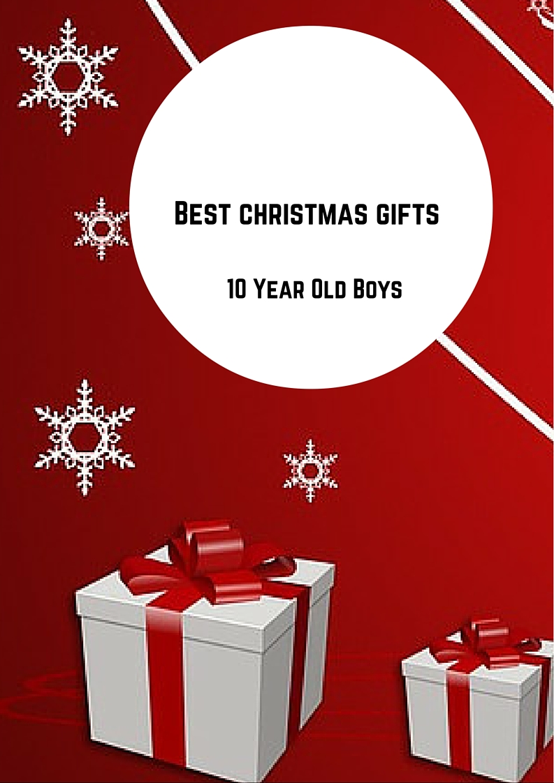 Christmas Gifts For 9 Year Old Boy