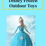 Coolest Disney Frozen Outdoor Toys