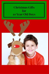 what to Buy a 10 Year Old Boy for Christmas