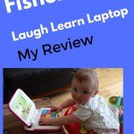 Fisher Price Laugh Learn Smart Laptop is Electronic Hit