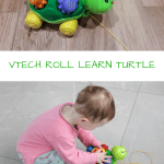 Vtech Pull Along Turtle – Pull Along Toys for Toddlers
