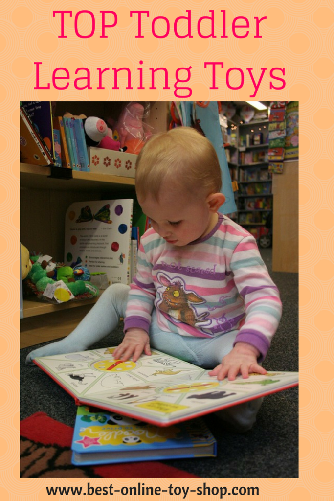 Top Learning Toys for Toddlers - Developmental and ...