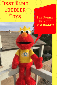 best elmo toys for toddlers