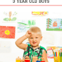 Cool Toys For 3 Year Old Boys 2019 What To Buy A 3 Year Old