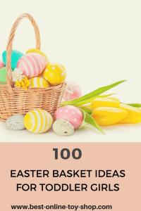 100 easter basket ideas for toddler girls 2018 negle Gallery