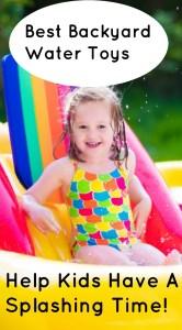 best backyard water toys