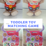 Fun Free Toddler Matching Game