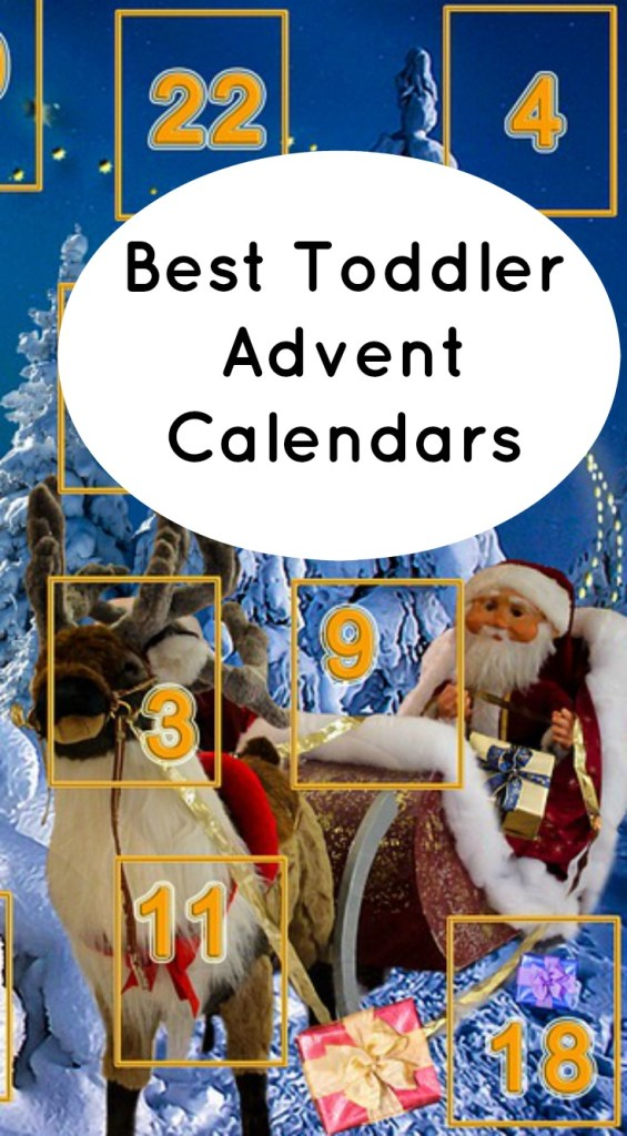 Best Advent Calendars For Toddlers in 2017