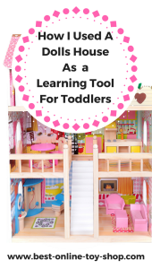 wooden doll houses best toddler learning toys