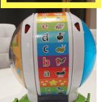 leapfrog spin sing alphabet ball