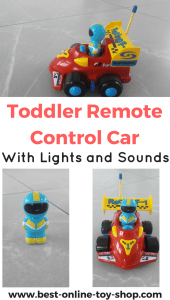 toddler remote controlled car