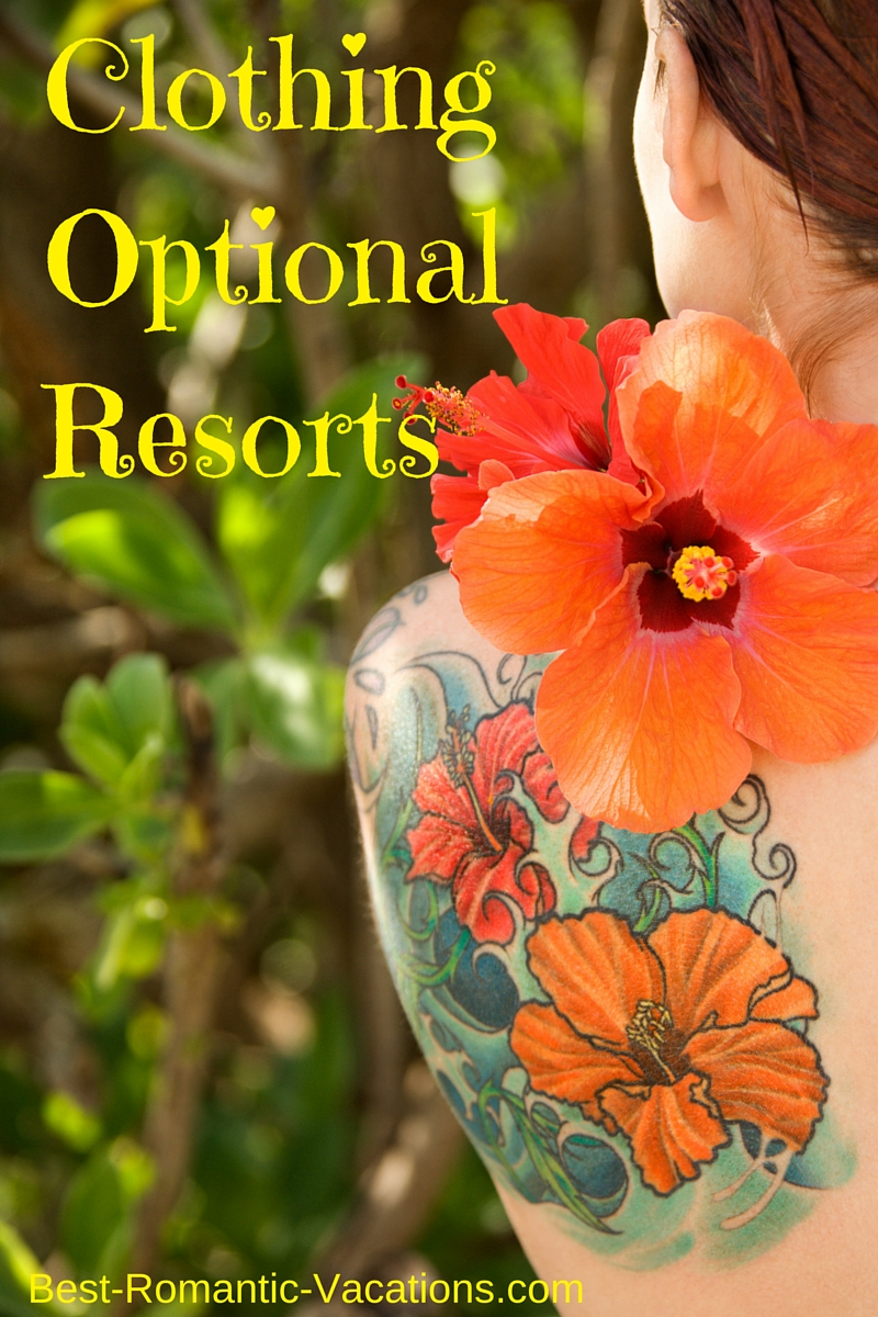 Best clothing optional resorts in the us