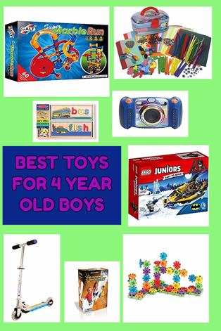 Best Books And Toys For 4 Year Olds Uk Toys For 4 Year