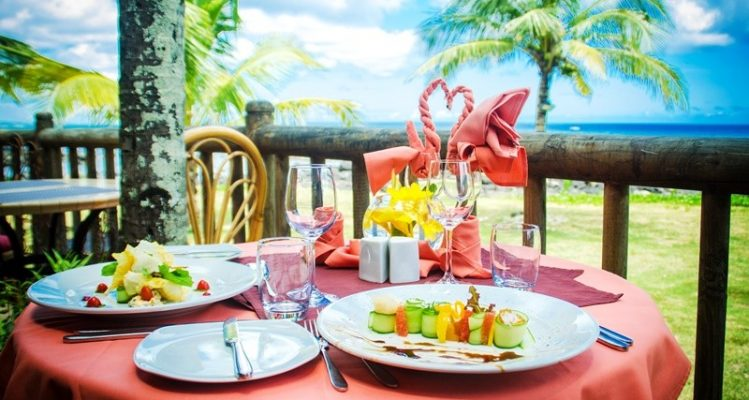 Sunset Reef Resort and Spa Day Package