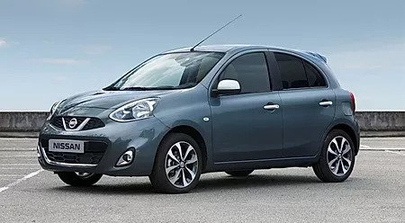 Car Rental Mauritius - Nissan Micra