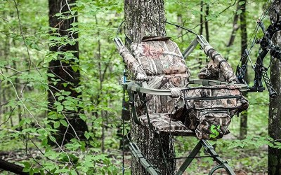 most comfortable climbing tree stand