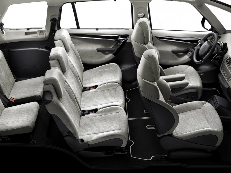 Citroen Grand C4 Picasso  7 Seater Cars