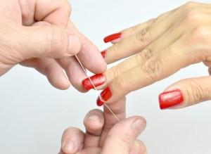 Acrylic Nails Removal