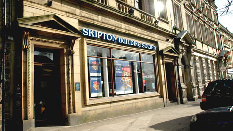 The Skipton introduces new fixed rates