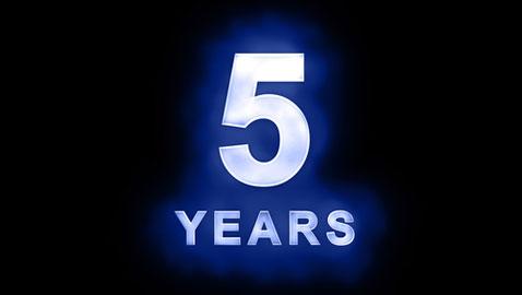 five-year