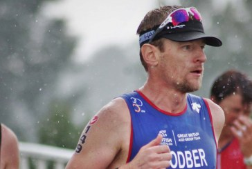 Positive Lending sponsoring GB triathlete