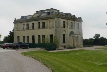 £500k second charge funds mansion makeover