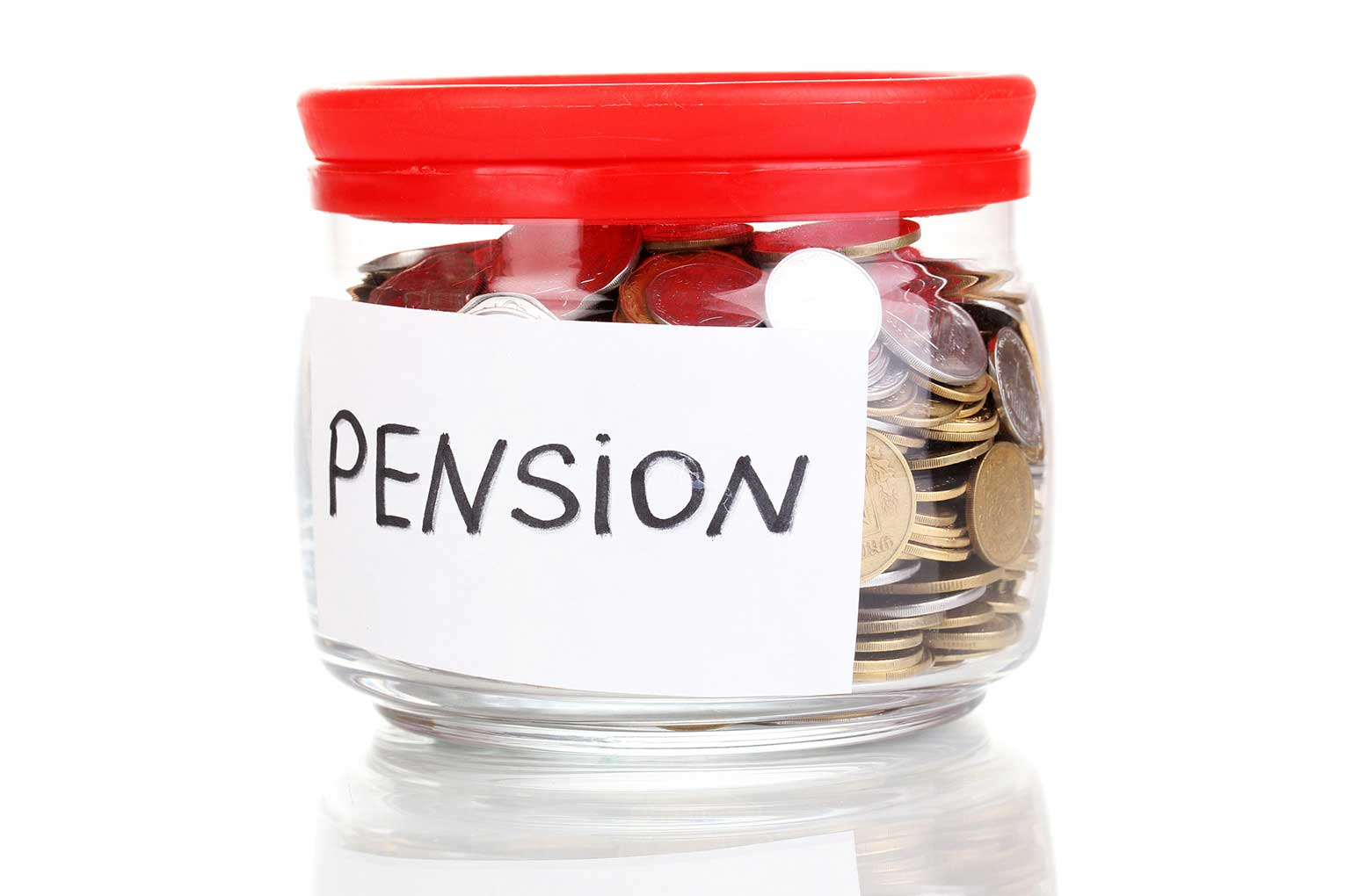 Number of retirees without savings decreases