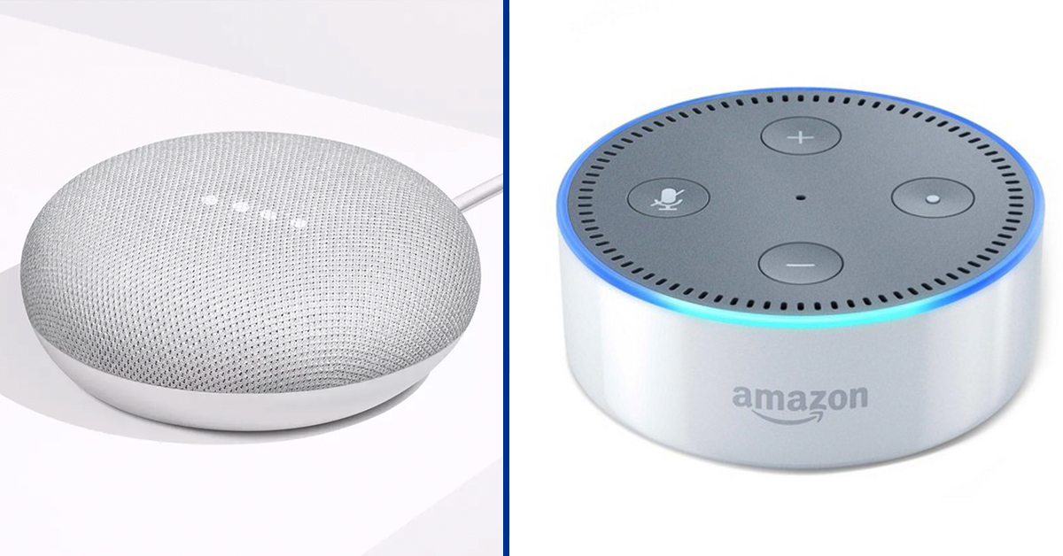 Google Home Mini vs. Echo Dot – Which is Better?