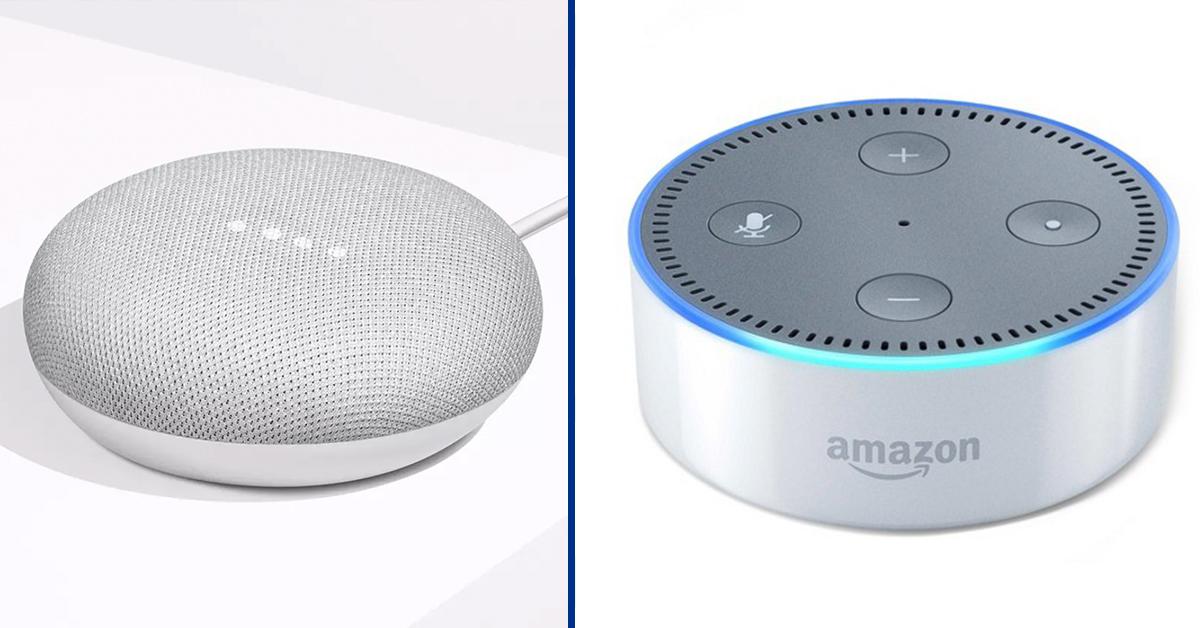 Google Home Mini vs. Echo Dot – Which is Better?