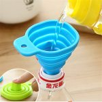 Kitchen-Home-Mini-Food-Grade-Silicone-Folding-Telescopic-Funnel-drop-shipping-Kitchen-Accessories-Holder-Gadget-30