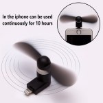 Mini-USB-Fan-Flexible-removable-For-Power-Supply-USB-Output-for-iphone-5-5S-SE-6-1