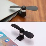 Mini-USB-Fan-Flexible-removable-For-Power-Supply-USB-Output-for-iphone-5-5S-SE-6-4