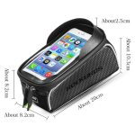ROCKBROS-Bicycle-Bag-Waterproof-Touch-Screen-Cycling-Bag-Top-Front-Tube-Frame-MTB-Road-Bike-Bag-1