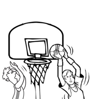 coloring-pages-basketball