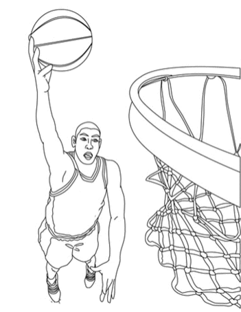 coloring-pages-of-a-basketball-hoop