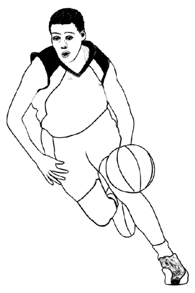 coloring-pages-of-basketball