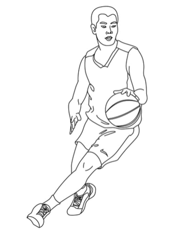 realistic-basketball-coloring-pages
