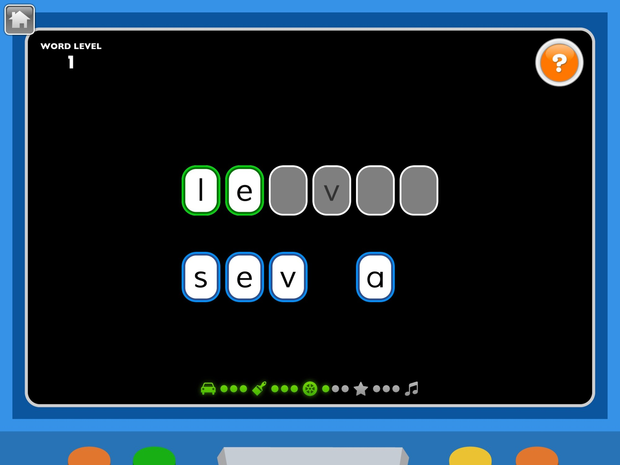 hight resolution of Little Big Car Factory Spelling Game     BestAppsForKids.com