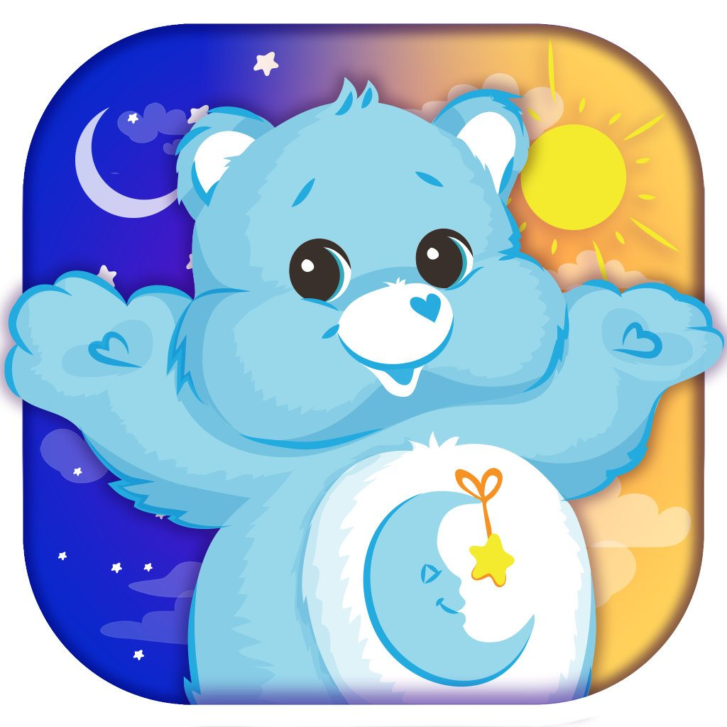 Care Bears Sleepy Time Rise And Shine