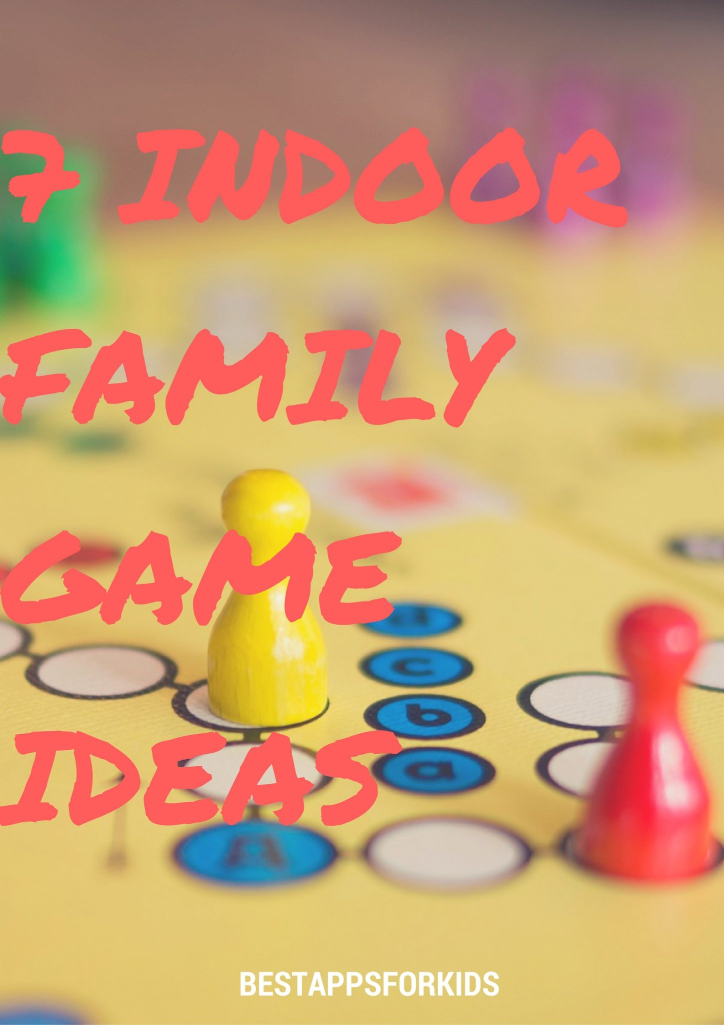 7 indoor family game