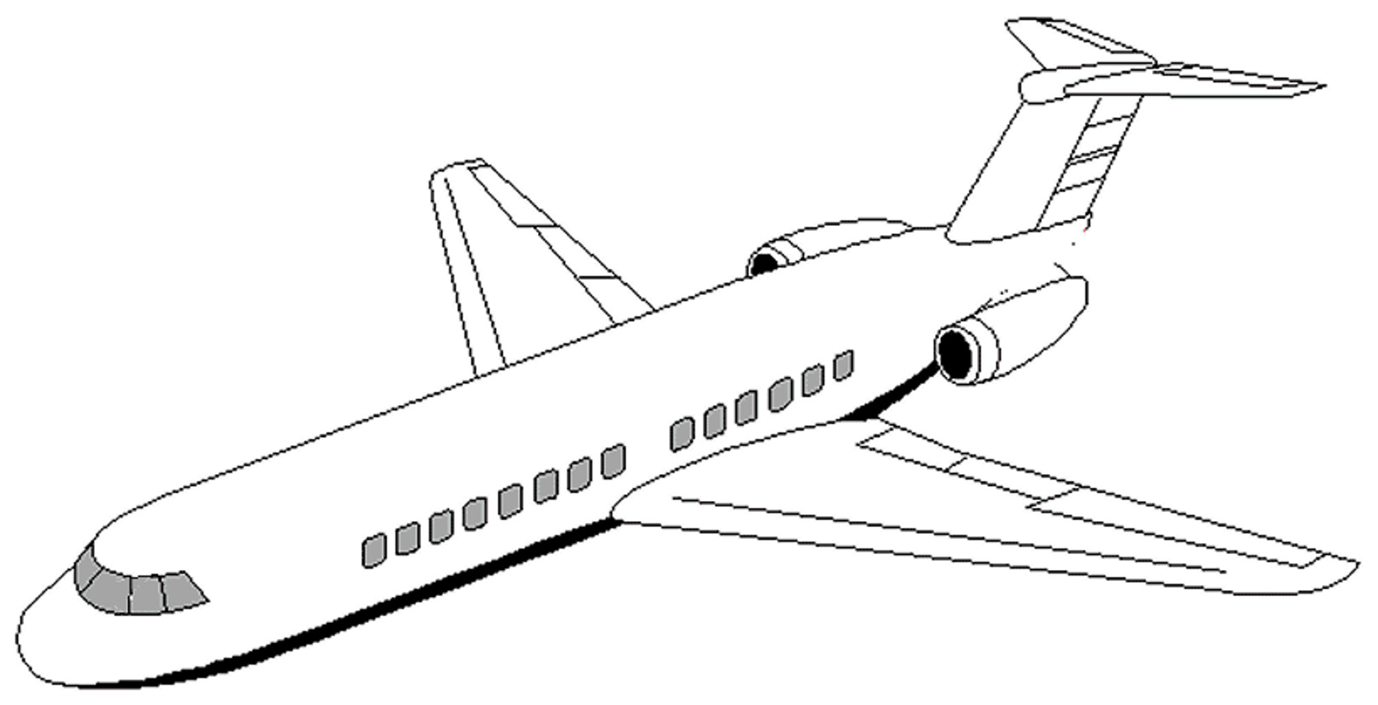 The Sophisticated Transportation Of Airplane Coloring Pages Best Apps For Kids