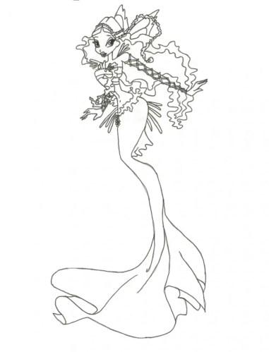 barbie-mermaid-coloring-pages
