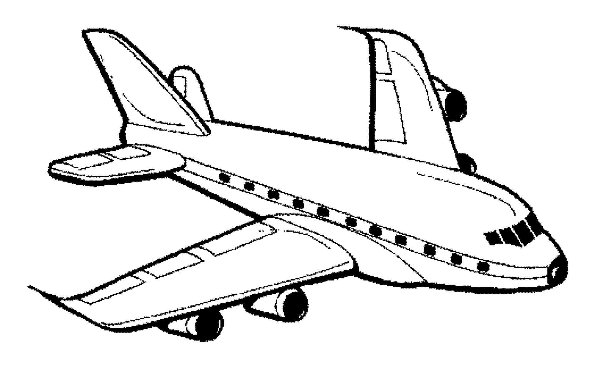 Print & Download - The Sophisticated Transportation of Airplane ...